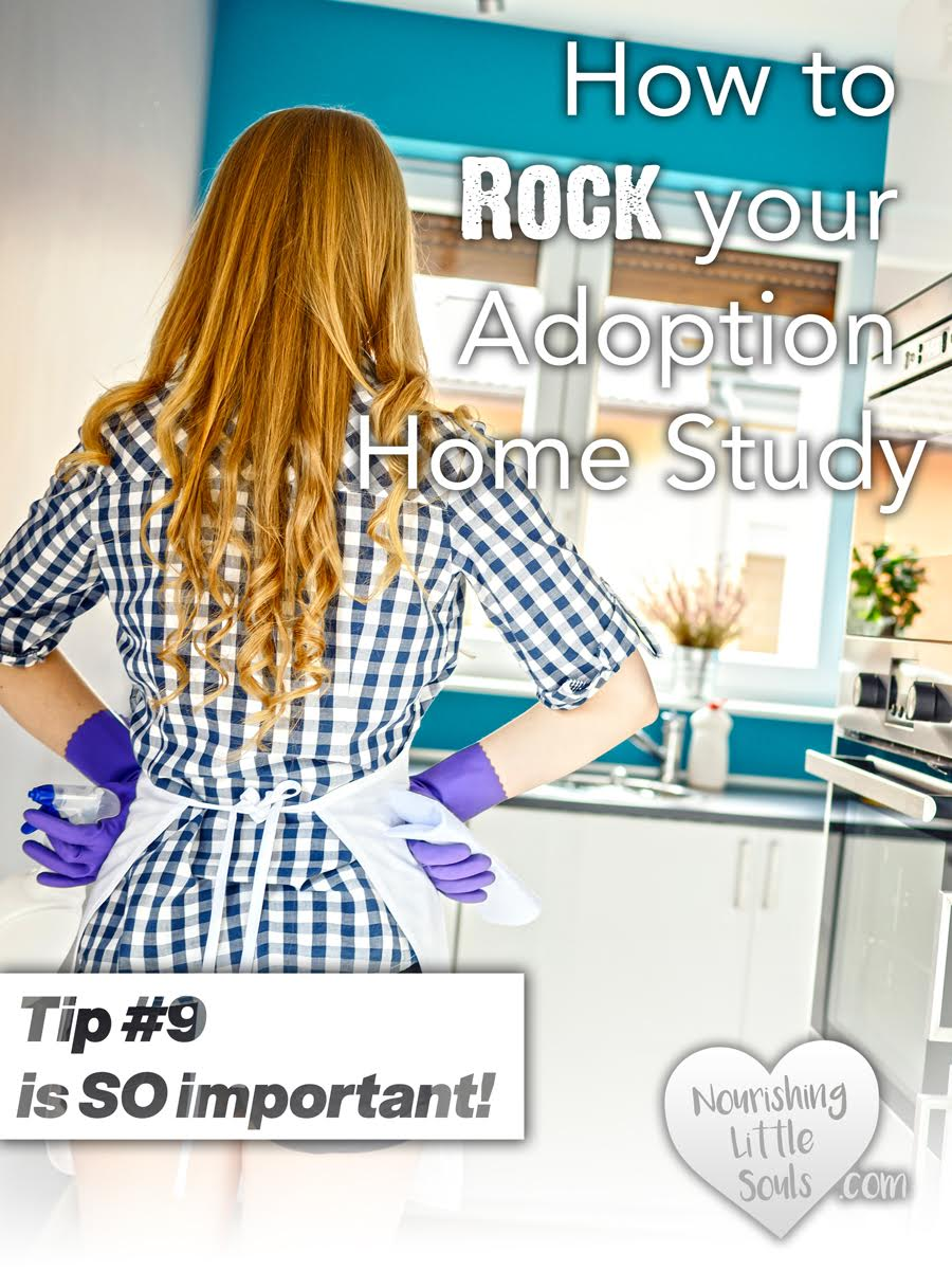 For all of the adoptive moms and dads to be--this is a MUST READ