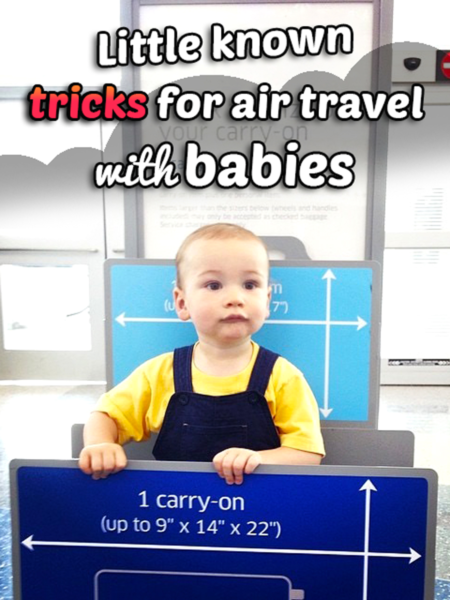 Everything You Need To Know About Air Travel With Babies And Toddlers Nourishing Little Souls