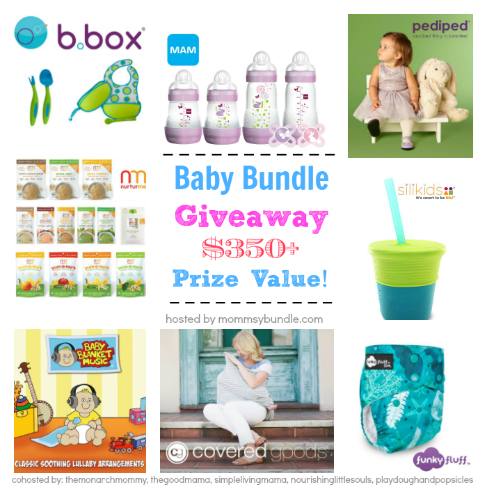 Ultimate New Mom Giveaway! Check it out!