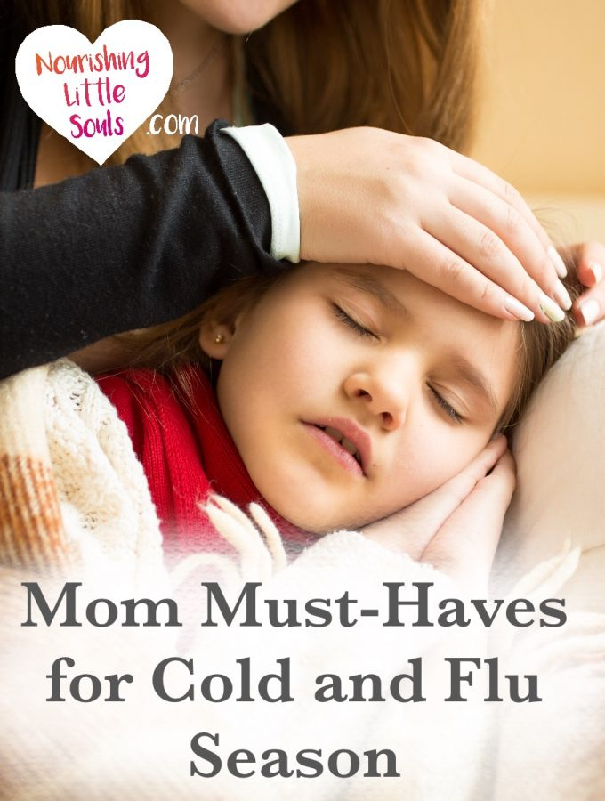Mom Must-Haves for Cold and Flu Season