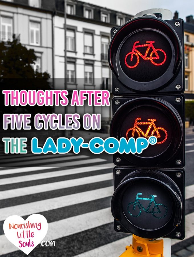 Thoughts After Five Cycles on the Lady Comp